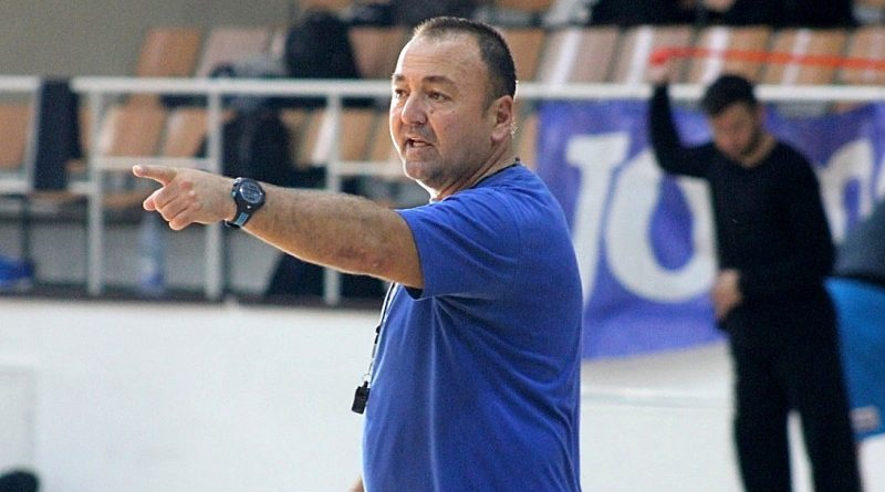 Eden Hairi și Pero Milosevic prefațează partida CSM Bacău – SCM Poli Timișoara