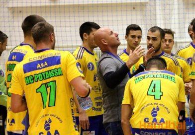 Potaissa Turda câștigă categoric restanța cu Buzăul