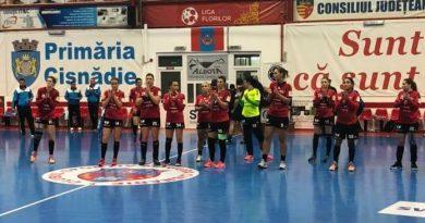 Măgura Cisnădie revine pe locul 3 în Liga Florilor