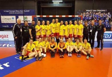 România umilită de Danemarca la Golden League