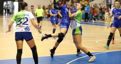 SCM Craiova și HC Dobrogea Sud Constanța s-au calificat în turul al doilea preliminar al Cupei EHF