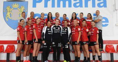 Grupă infernală pentru Măgura Cisnădie în Cupa EHF
