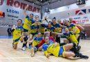 Corona Brașov a câștigat primul duel cu Gloria Bistrița în Cupa EHF