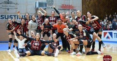 EHF a decis: Gloria Bistrița va lua locul Coronei Brașov în Cupa EHF
