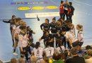 Cu selecționerii Muntenegrului pe bancă, CSM București a învins pe FTC-Rail Cargo în Champions League