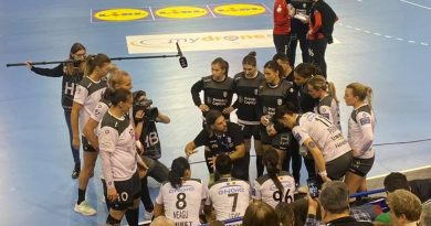 CSM București umilită în Ungaria în primul meci din grupele principale ale Champions League