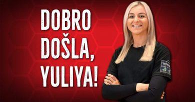 Yulyia Dumanska pleacă în Croația