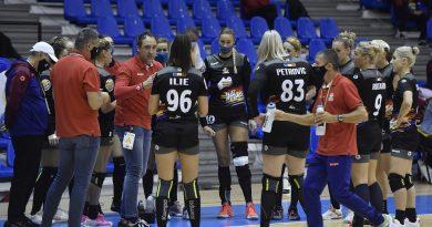 Adversare puternice pentru Buzău și Brăila în Liga Europeană feminină