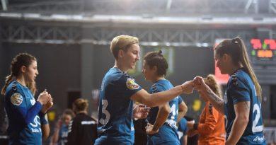 Minaur Baia Mare va lupta pe teren propriu pentru câștigarea Ligii Europene feminine !
