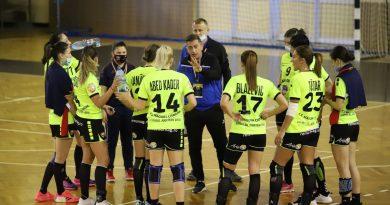 Măgura Cisnădie a câștigat în Cehia în Liga Europeană