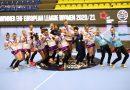 Minaur Baia Mare a câștigat finala mică a Ligii Europene feminine, Nantes a cucerit trofeul